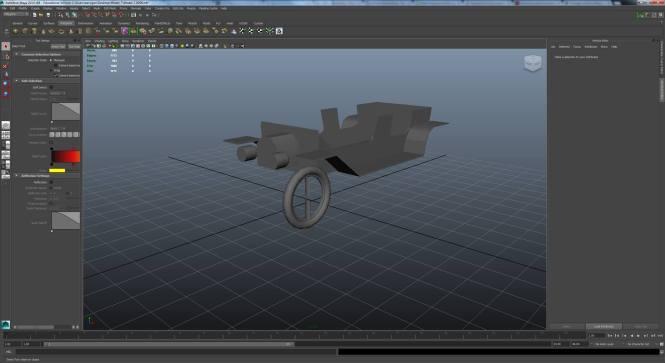 Model T Tire Test