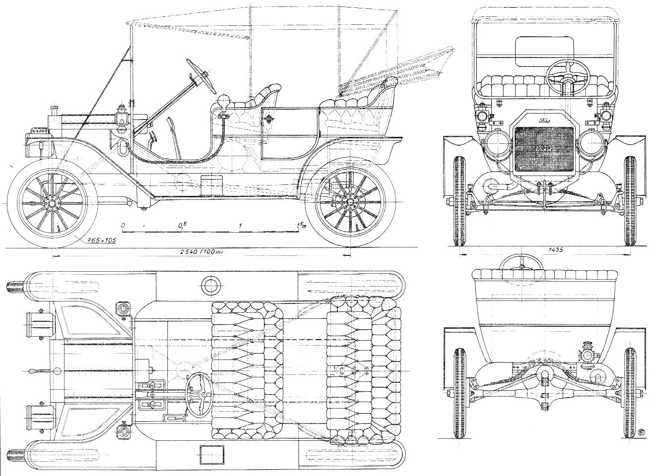 Model T Engine Schematic Circuit Connection Diagram \u2022 1920s Products  1920 Model T Motor Diagram